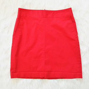 Banana Republic Trina Turk A-line Skirt